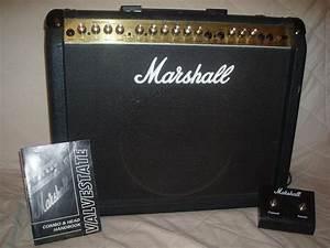 Photo Marshall 8080 Valvestate V80  1991