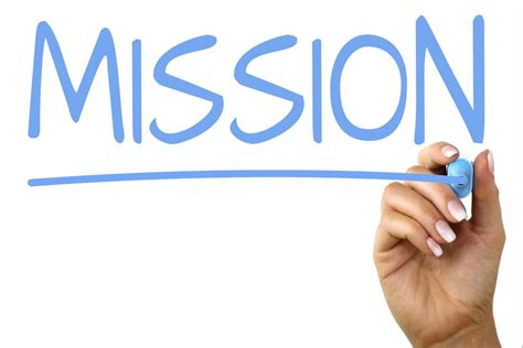 Mission - Free of Charge Creative Commons Handwriting image