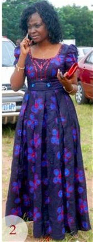 modele de robe de mariã e modèle robe pagne africain robe hg