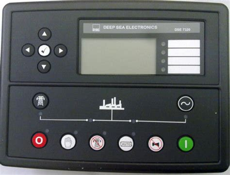dse7320 deep sea 7320 controller with protection with