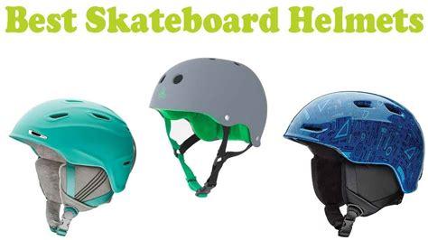Top 5 Best Skateboard Helmets 2018