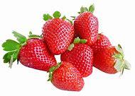 Strawberries Transparent