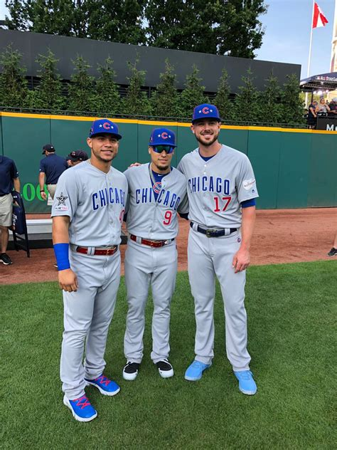 chicago cubs players fared    mlb