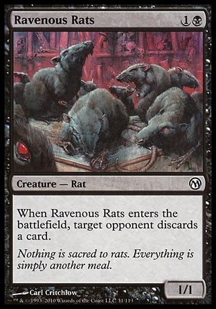 magic the gathering rat deck modern primer modern rat swarm modern archives modern the
