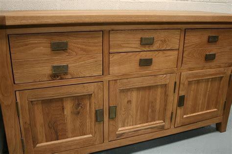 Solid Oak Sideboards Uk by Oak Sideboard Solid Oak Sideboards Oak Dresser Units