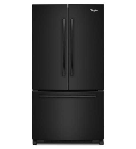 counter depth refrigerator width 35 wrf540cwbb black counter depth door whirlpool
