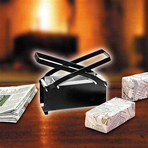 newspaper brick maker  diy projects  tos