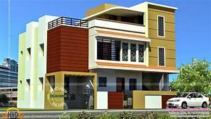 Latest model houses in tamilnadu - House best design