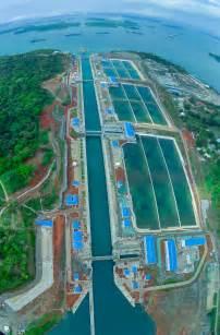 New Panama Canal Locks