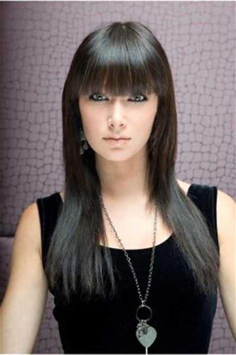 fotos  modelos de cortes de cabelo  franja feminino