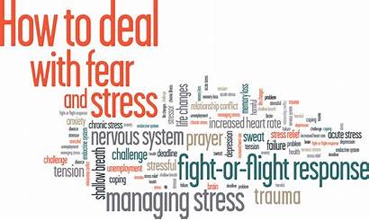 Stress Fear Deal Anxiety Hope Title Truth
