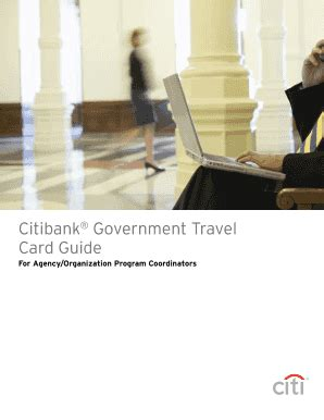 Check spelling or type a new query. Citibank Government Travel Card Application Fillable ...