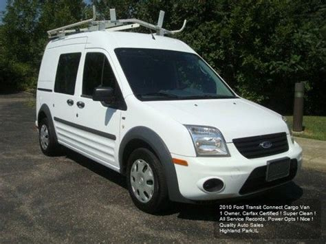 buy   ford transit xlt cargo van  owner fleet