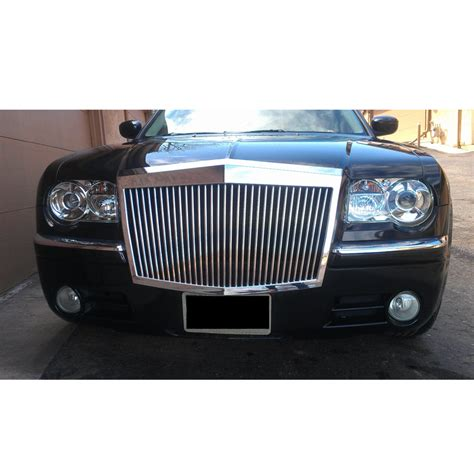 Chrysler 300 Grill by 2005 2010 Chrysler 300 300c Rr Phantom Style Front