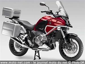 Moto Honda Automatique : nouveaut s honda crosstourer travel edition par au voyage ~ Medecine-chirurgie-esthetiques.com Avis de Voitures