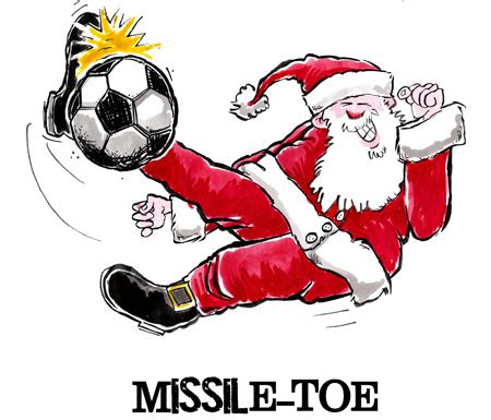 soccer christmas cards play strong 174 sports powercards