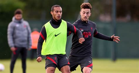 Liverpool's diogo jota has enjoyed a spectacular start to his career on merseyside, but don't expect him to get the nod over firmino on sunday. How Jurgen Klopp feels about Thiago Alcantara and Diogo ...