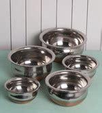 buy kitchen cooks stainless steel  copper bottom handi