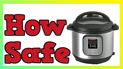 pressure electric cookers safe
