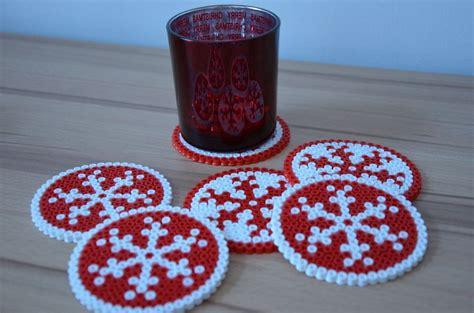 Vorlagen Weihnachtliche Tischdeko by Weihnachtliche Tischdeko Mit Kindern Machen Perler