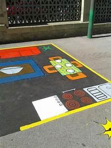 Juegos Patio Colegio - Orientaci U00f3n And U00fajar