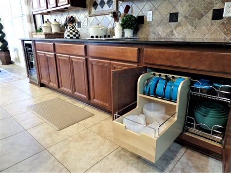 kitchen cabinet storage containers rev a shelf the best plastic food storage organization 5810