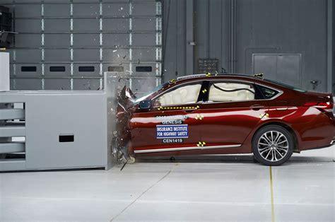 Hyundai Genesis Safety Rating by 2015 Hyundai Genesis Named Iihs Top Safety