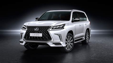 Lexus Lx 570 Strengthens Its Popularity In The Uae With A