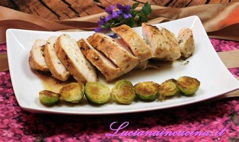 cucina bassa temperatura petto di pollo cotto a bassa temperatura luciana in cucina
