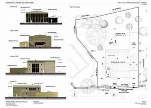 realisation d39une maison atelier suivi de chantier With plan de masse d une maison