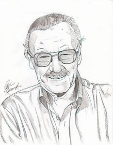 Stan Lee by josjmh on DeviantArt