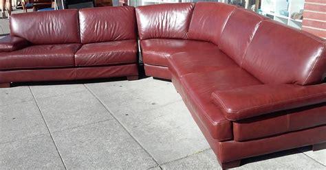 chateau dax leather sofa macys uhuru furniture collectibles sold chateau d ax 3