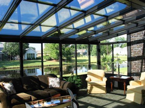 sunroom roof repair sunroom deck glass roof top four season as fully heated