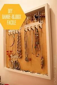 Boite A Bijoux Ikea : beautiful organiseur bijoux facile range bijoux easy jewel organizer ikea hacking ikea hack diy ~ Teatrodelosmanantiales.com Idées de Décoration
