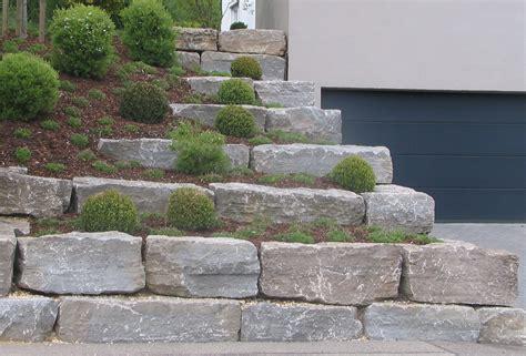 Steine Für Mauer Im Garten by Muschelkalk Mauersteine Quadersteine F 252 R Mauern Und H 228 Nge