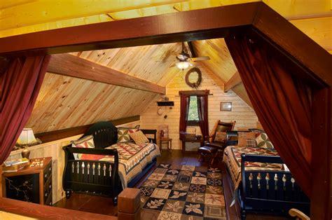 Cabin Loft Ideas Log Cabin Loft Ideas Loving Your