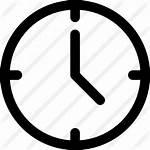 Icon Clock Premium Icons Lineal