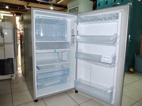 panasonic  cuft single door refrigerator cebu appliance center
