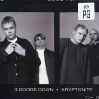three doors kryptonite guest appearances from power windows