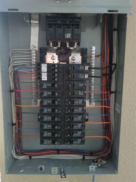 time  upgrade  circuit breaker panel kilowatt