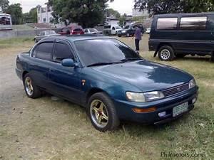 Used Toyota Corolla Gli Manual 1996