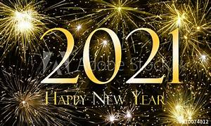 Happy New Year 2021 - Buy this stock illustration and explore similar illustrations at Adobe ...