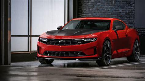El Chevrolet Camaro 2019 Llega Con 'nueva Cara' Turbo
