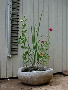 Blumentöpfe Aus Beton : 25 moderne ideen f r blument pfe und pflanzgef e ~ Michelbontemps.com Haus und Dekorationen