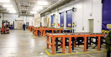 warehouse layouts theory  examples interlake mecalux