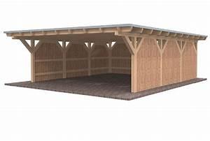 Dachbelag Für Carport : flachdach carport individuell preiswert hier planen mit ~ Michelbontemps.com Haus und Dekorationen