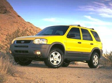 blue book value for used cars 2001 ford escape lane departure warning 2001 ford escape pricing reviews ratings kelley blue book