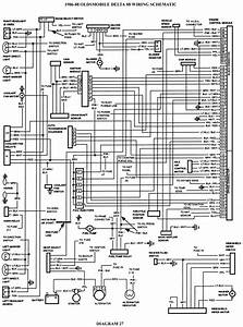 Oldsmobile Delta 88 Wiring Diagram