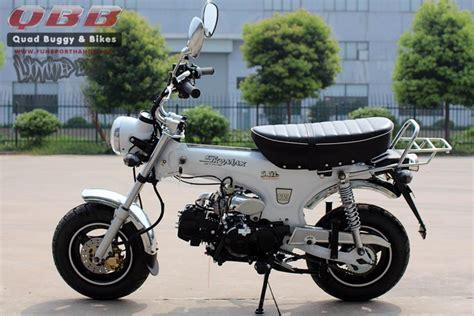 honda dax kaufen skyteam skymax st50 6 50ccm 45 km h moped f 252 r 2 personen dax replikat 4 version