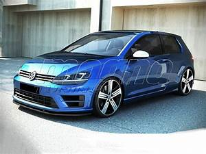 Vw Golf 7 R Tuning : vw golf 7 r mx front bumper extension ~ Jslefanu.com Haus und Dekorationen